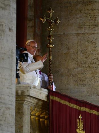 Pope Francis I - P 2013
