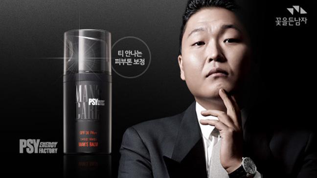 Psy Endorsement Energy Factor - H 2013