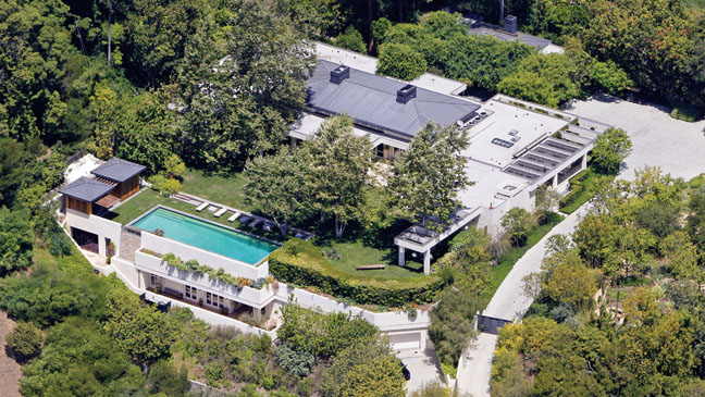 Seacrest Home Aerial View - H 2013