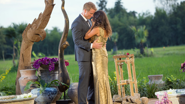 The Bachelor Sean Lowe Proposing to Catherine 2 - H 2013