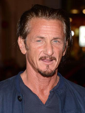 Sean Penn - P 2013