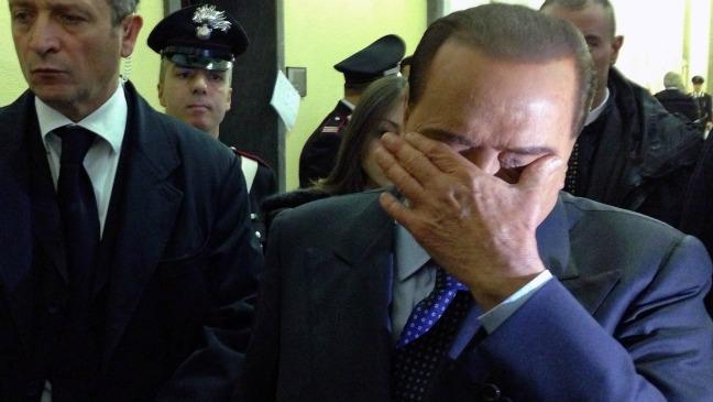 Silvio Berlusconi Shame - H 2013