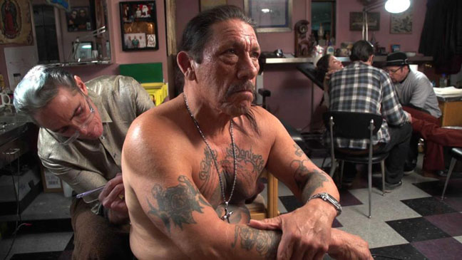 Tattoo Nation Film Still - H 2013