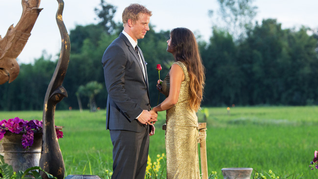 The Bachelor Sean Lowe Proposing to Catherine - H 2013