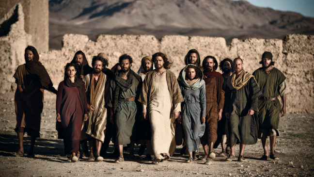 The Bible Key Art History Channel - H 2013