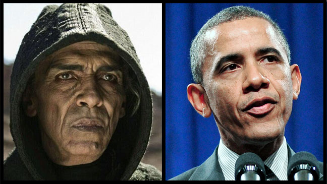 The Bible Satan Obama Split - H 2013