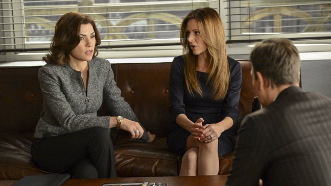 The Good Wife Invitation to an Inquest Episodic - H 2013