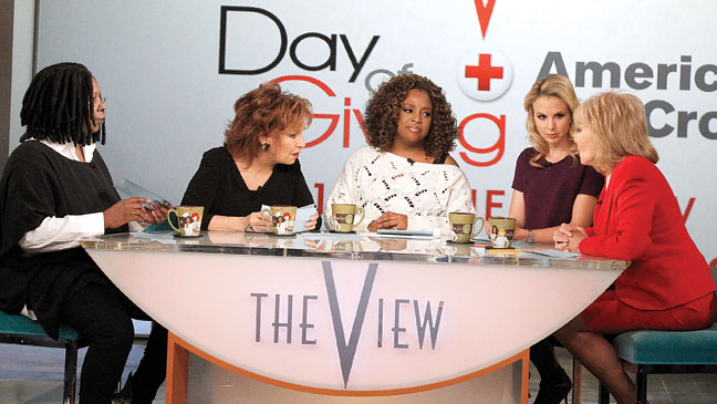 The View Shake Up - H 2013
