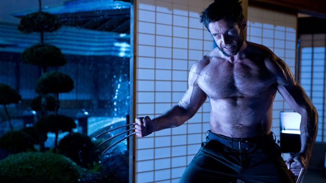 The Wolverine Hugh Jackman still - H 2013