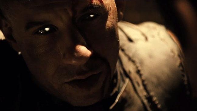 Vin Diesel Riddick Teaser - H 2013