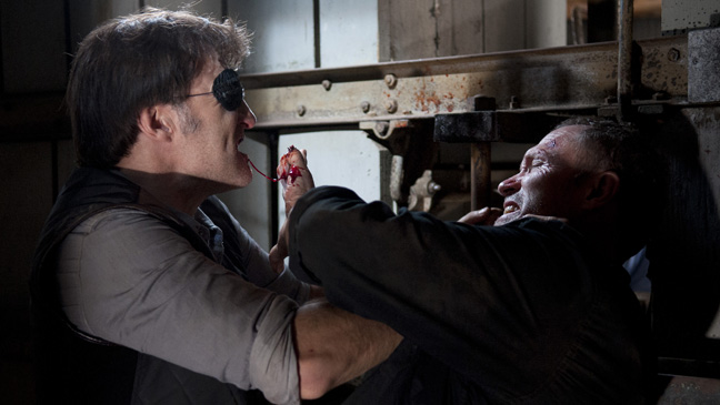 The Walking Dead Season 3 Ep 15 - Governor & Merle - H 2013