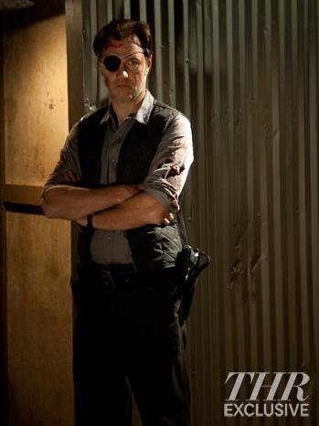 The Walking Dead Season 3 Finale EXCLUSIVE Governor - P 2013