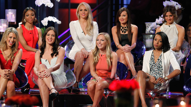 The Bachelor Women Tell All Group 2 - H 2013