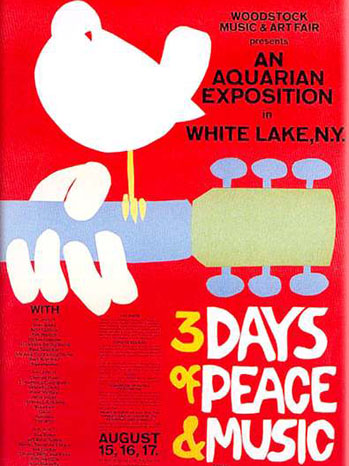 Woodstock Poster Art - P 2013