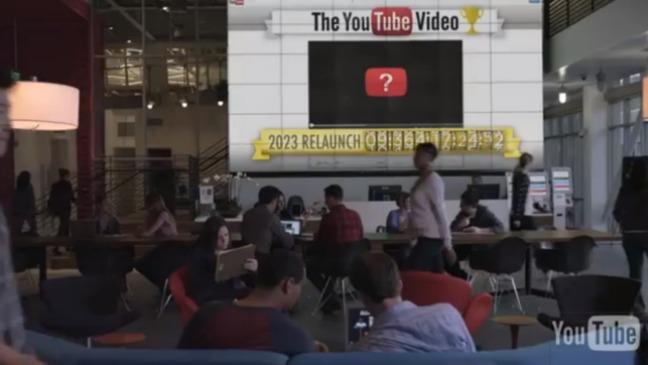 YouTube April Fools 2 - H - 2013