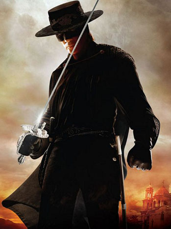Zorro Key Art - P 2013