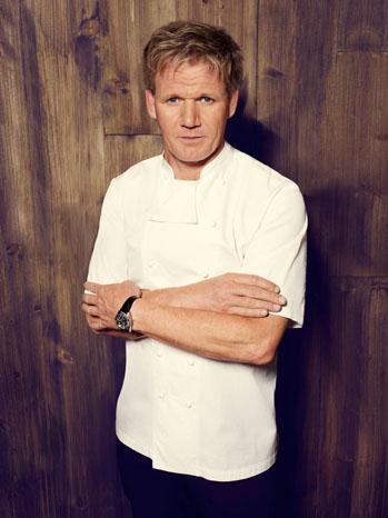 Kitchen Boss Gordon Ramsay