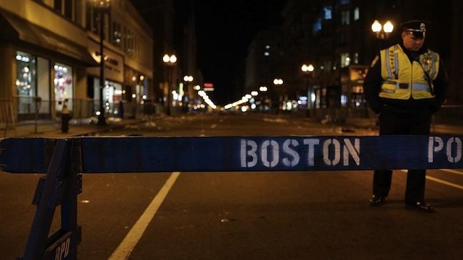 Boston Marathon Bombing Aftermath H