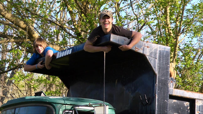 Shain, the Garbage Man