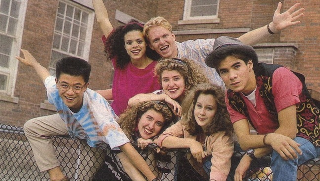 THE KIDS OF DEGRASSI STREET (1979)