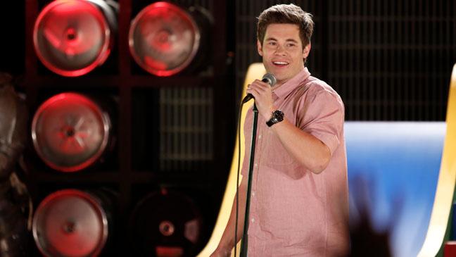 Adam Devine on Stage - H 2013