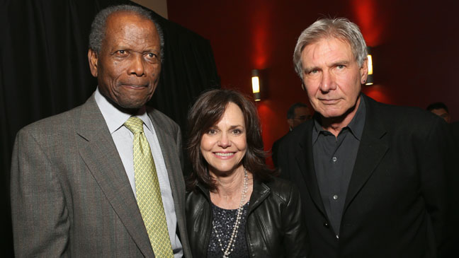 AFI Night at the Movies Field Harrison Poitier - H 2013