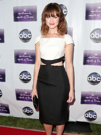 Alexis Bledel Disney ABC Hallmark - P 2013