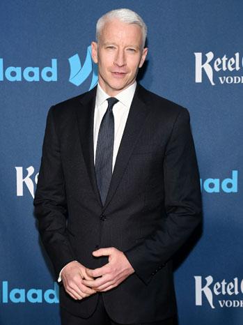 Anderson Cooper Headshot - P 2013