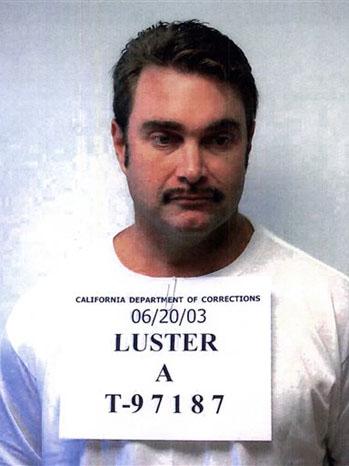 Andrew Luster Mugshot - P 2013