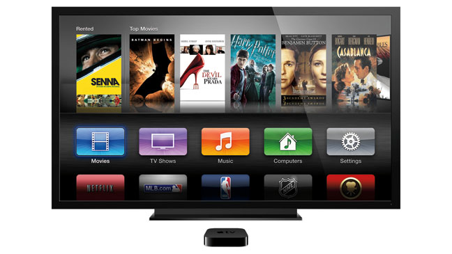 Apple TV Product Image - H 2013