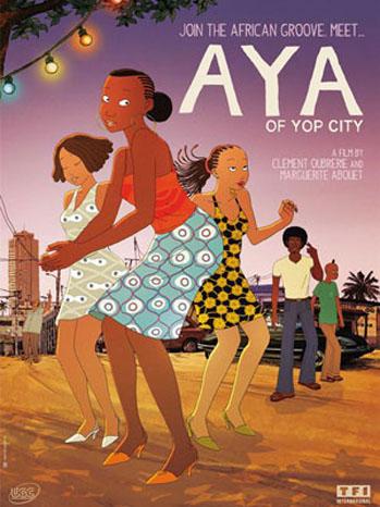 Aya of Yop City - P 2013