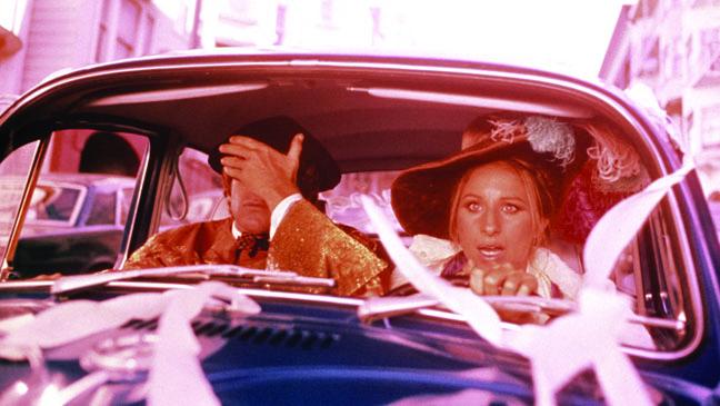 Barbara Streisand Ryan O'Neal - H 2013