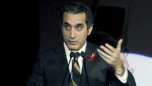 Bassem Youssef - H 2013