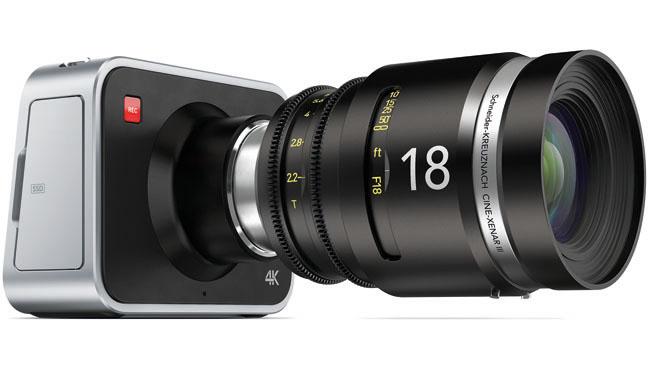Blackmagic Production Camera - H 2013