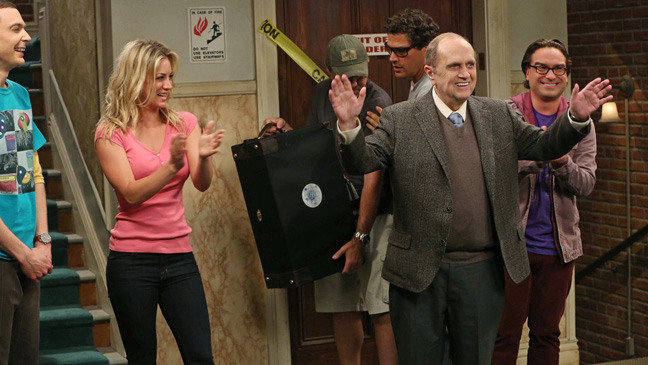 The Big Bang Theory Bob Newhart 2- H 2013