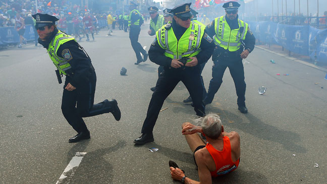Boston Marathon Bombing - H 2013