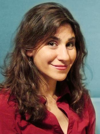 Carolyn Giardina Headshot - P 2013