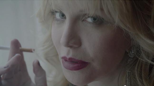 Courtney Love eCig ad screen grab L
