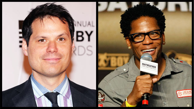 Michael Ian Black D.L. Hughley Split - H 2013