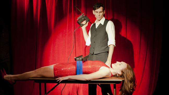 Desperate Acts of Magic film Still - H 2013