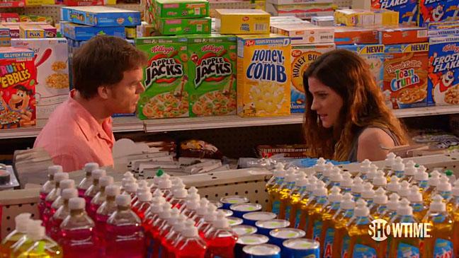 Dexter Season 8 Screen Grab - H 2013