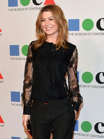 Ellen Pompeo MOCA Gala - P 2013