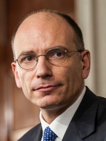Enrico Letta - P 2013
