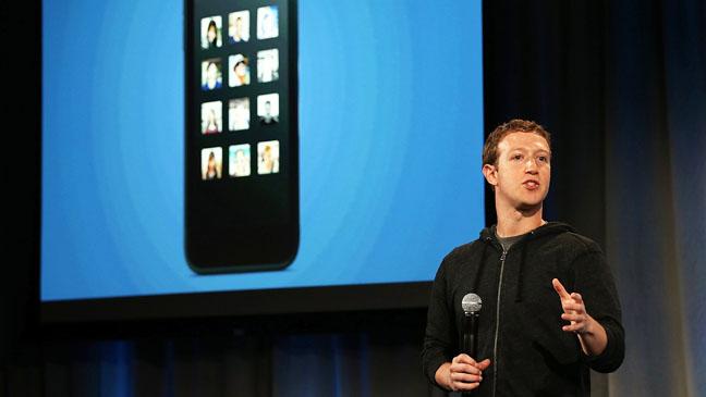Facebook Phone Announcement - H 2013