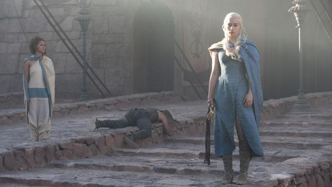 Game of Thrones Emilia Clarke - H 2013