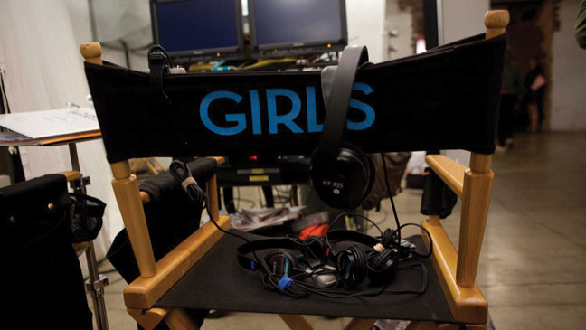 Girls Director's Chair - H 2013