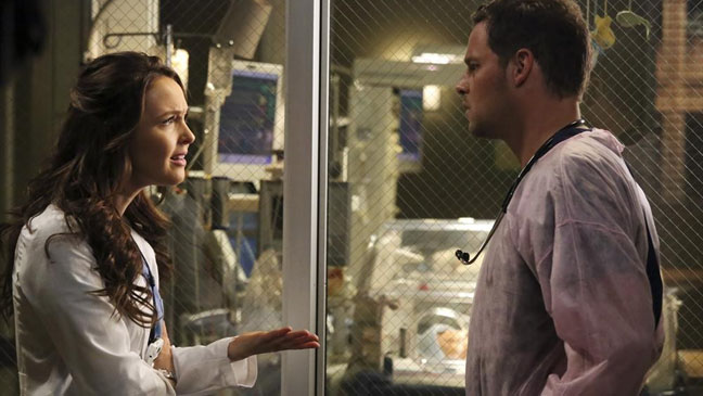 Grey's Anatomy Luddington Chambers - H 2013