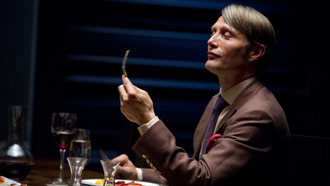 Hannibal Episodic at Table - H 2013