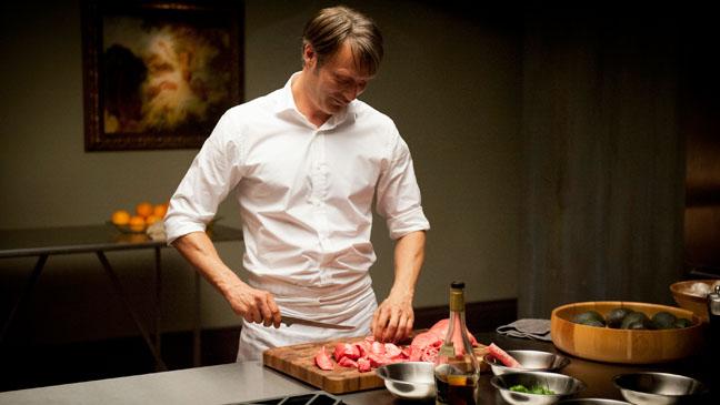 Hannibal Premiere Episodic - H 2013