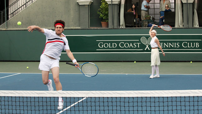 Happy Endings ABC April 26 Tennis - H 2013